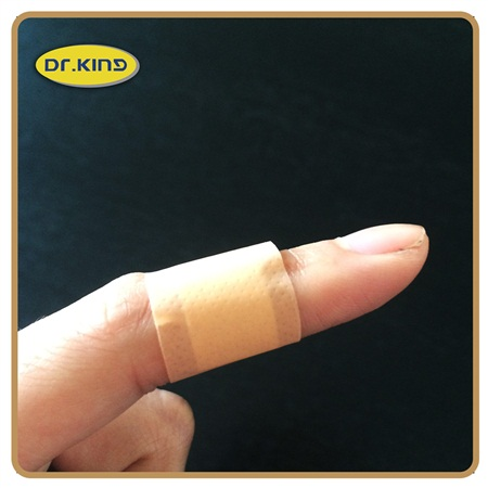 CE, ISO, FDA Approved Heavyweight Fabric Sterile Adhesive Strips / Adhesive Bandages / First Aid