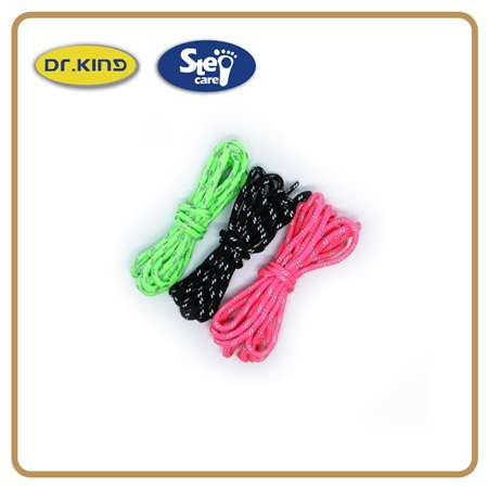 Fashion custom round rope shoelace