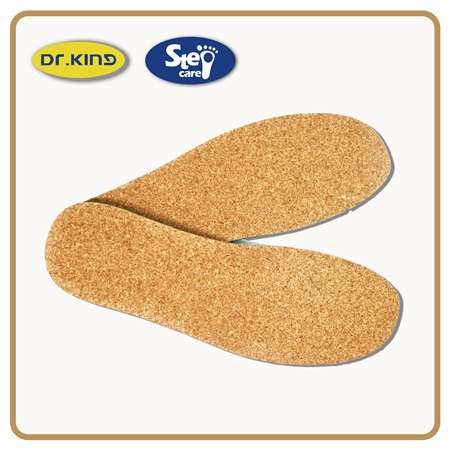 Natural cork shoe insoles shoe manufacturer