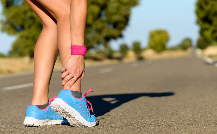 Stiff Ankles Might be Keeping you from Working Out to your Full Potential